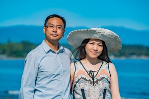 Dr. James Chao, Te Wei, Qualicum Real Estate, Scott Parker Team, Real Estate